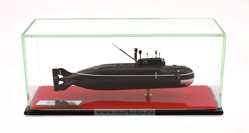 Модель сверхмалой подводной лодки проекта 865