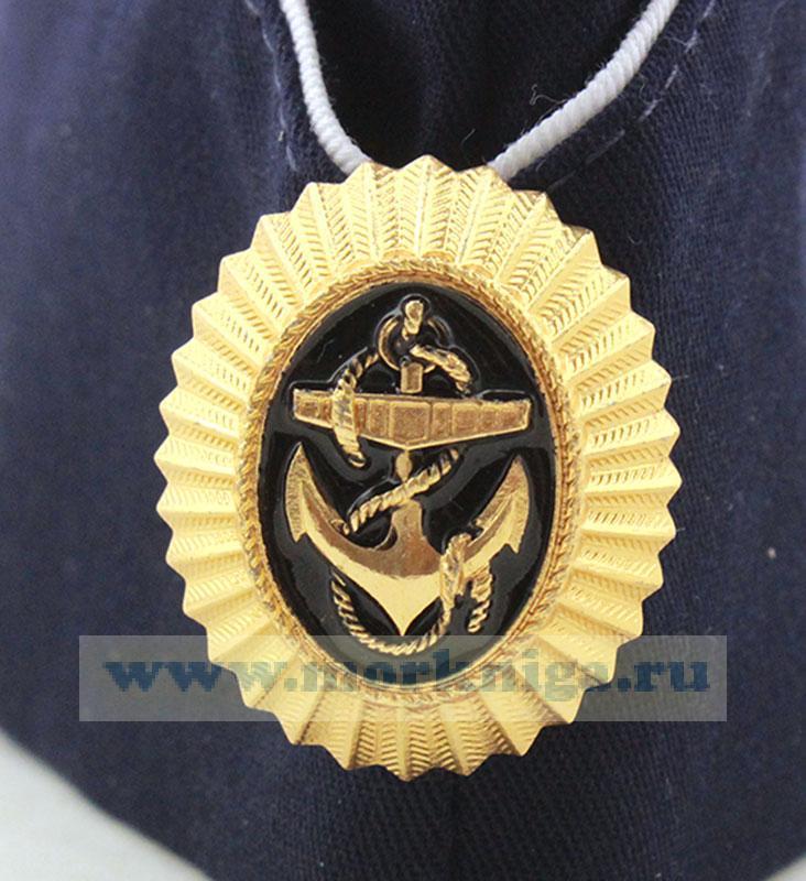 Пилотка военнослужащего ВМФ