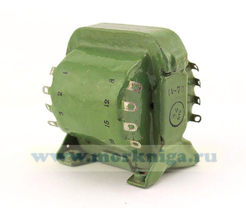 Трансформатор ТА76-220-400