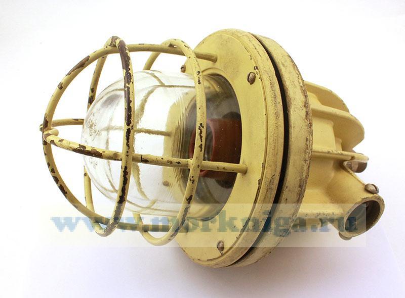 Светильник взрывозащищенный ВЗГ-60