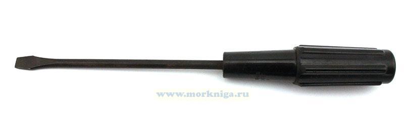 Отвертка шлицевая (плоская) 250х1,2