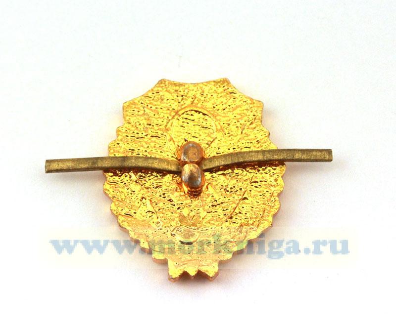 Петлица Государственного таможенного комитета СССР (на парадную форму)
