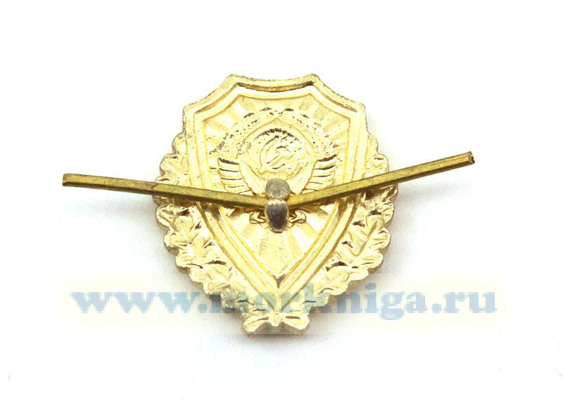 Петлица Государственного таможенного комитета СССР