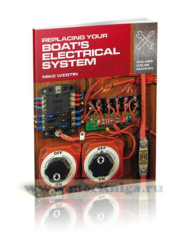Replacing your boat's electrical system/Замена электрической системы вашей лодки
