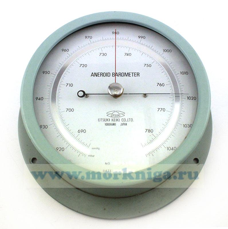 Судовой барометр-анероид (Japan)