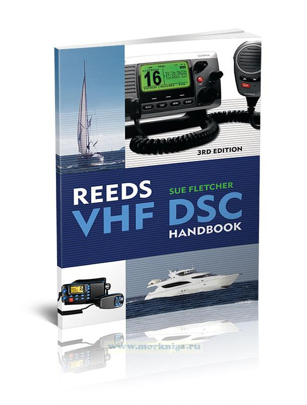 Reeds VHF DSC handbook/Справочник по УКВ-DSC-связи 3rd edition