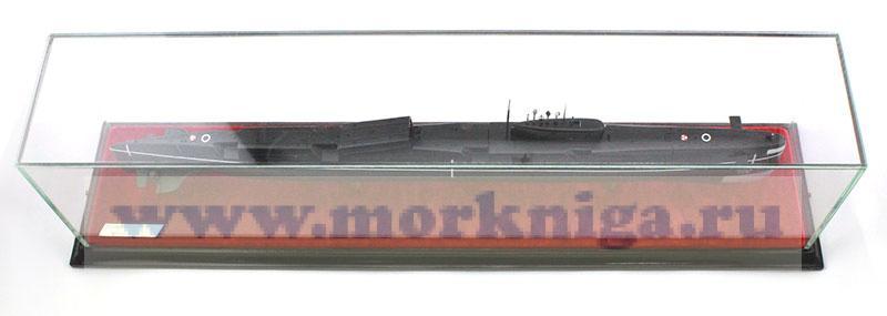 Модель атомной подводной лодки проекта 675. Класс ECHO