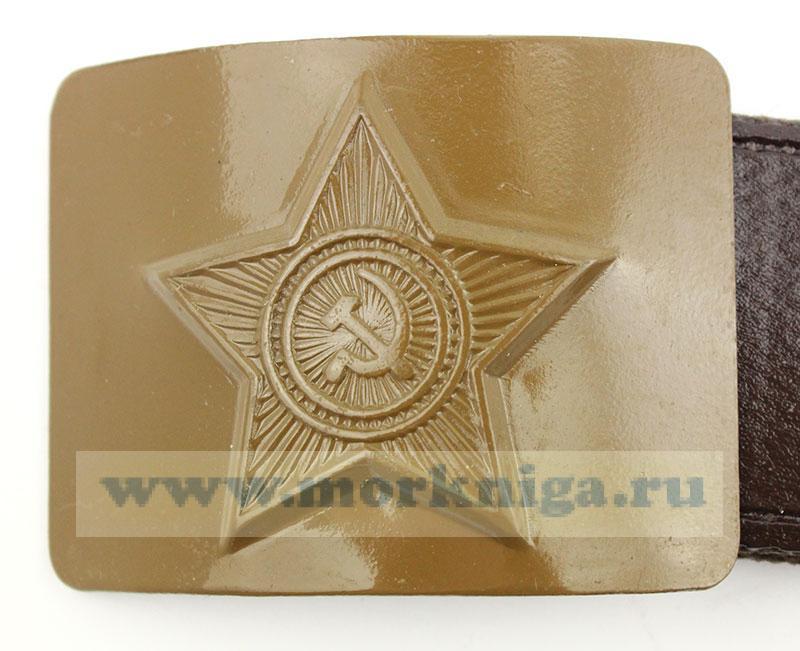 Ремень армейский СССР