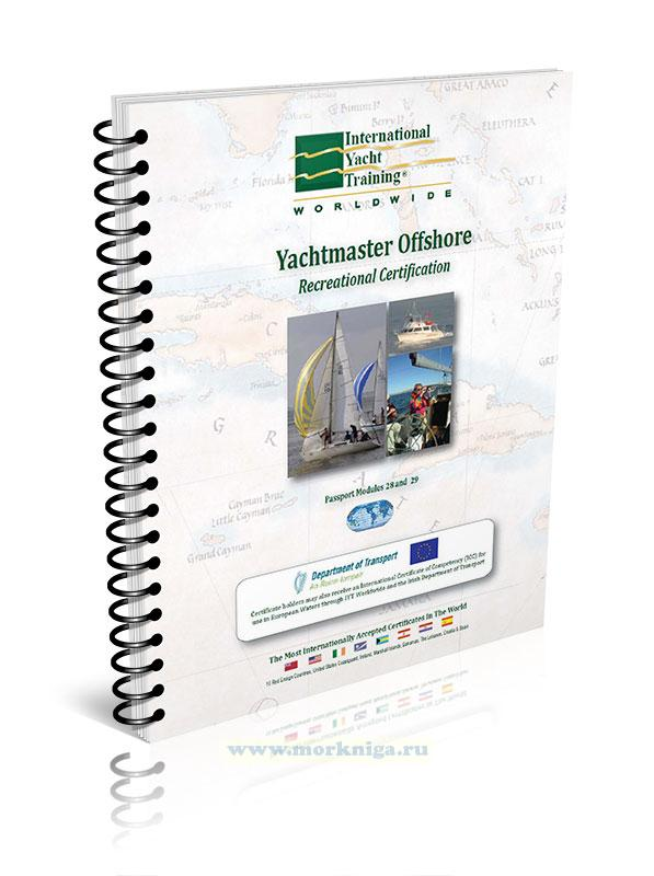 Yachtmaster Offshore. Recreational Certification. Passport Module 28 and 29