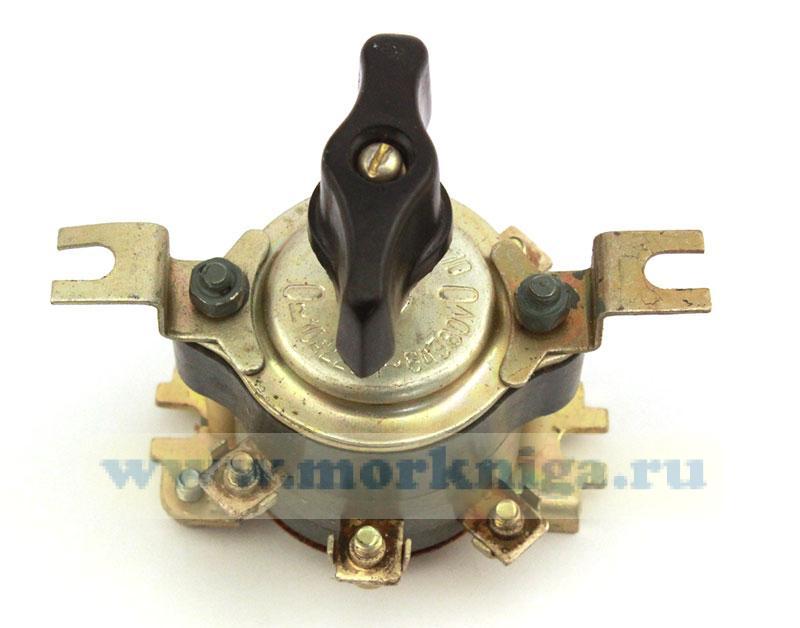 Пакетный выключатель ПВЗ-10 10А 220 В
