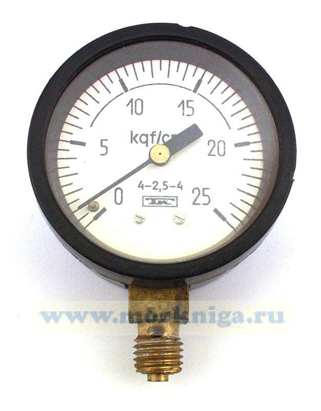 Манометр МТП-1М