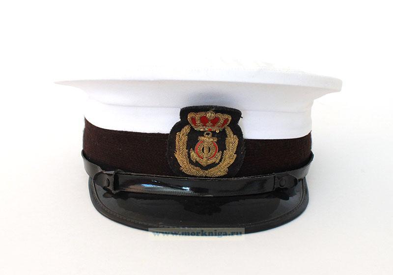 Фуражка офицерская ВМС Нидерландов (белая)