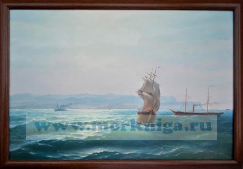 Картина И.К.Айвазовского