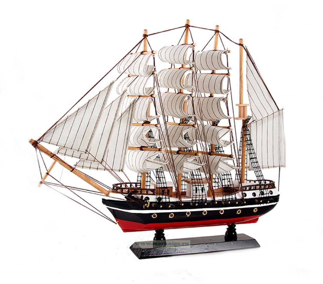 Модель корабля 45см