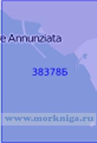 38378Б Порты Кастелламмаре-ди-Стабия и гавань Торре-Аннунциата. Гавань Торре-Аннунциата
