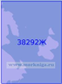 38292Ж Бухты и гавани острова Крит. Бухта Айос-Николаос
