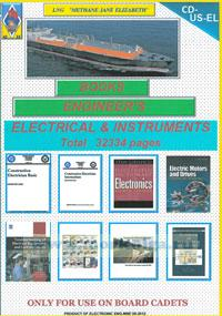 CD Maritime electronic library. CD US-EL. Engineer's books. Electrical & instrument