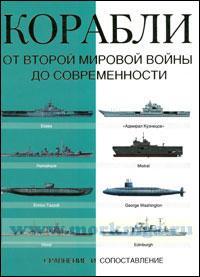 Корабли от Второй мировой до современности: сравнение и сопоставление