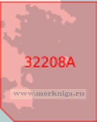 32208А От острова Икария до залива Гёкова (Керме). Подходы к гавани Скала