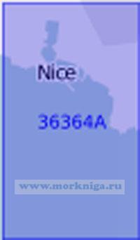 36364А От мыса Мортола до мыса Кап-Гро. Порт Ницца