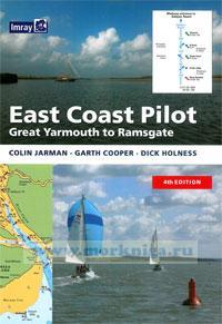 East Coast Pilot. 4-th edition Лоция Восточного побережья. 4-е издание