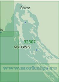 32307 От острова Корнат до мыса Каменяк (Масштаб 1:200 000)