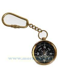 Брелок с компасом