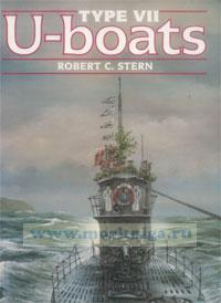 Type VII. U-boats