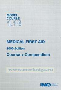 Medical first aid. Model course 1.14