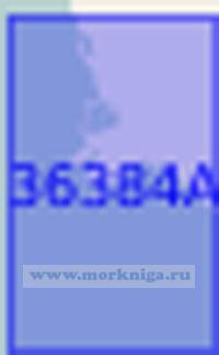 36384А Залив Ольбия с подходами. Гавань Гольфо-Аранчи