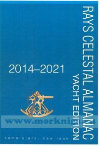 RAYS celestial almanac 2014-2021. Yacht Edition