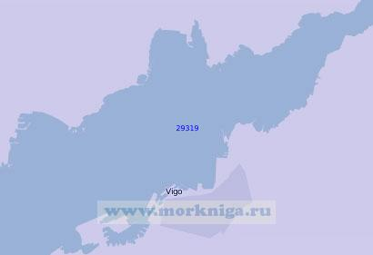 29319 Порт Виго (Масштаб 1:15 000)
