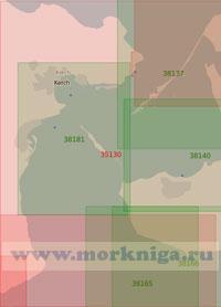 35130 Керченский пролив (Масштаб 1:50 000)