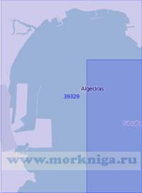 39329 Порт Альхесирас-Ла-Линеа (Масштаб 1:10 000)