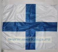 Флаг международного свода сигналов Эксрэй (X, X-rai), флаг МСС Эксрэй (70х90)