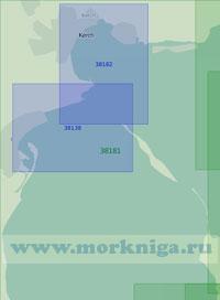 38181 Подходы к порту Керчь (Масштаб 1:25 000)