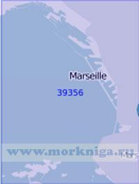 39356 Порт Марсель (Масштаб 1:15 000)