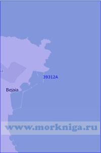 39312А Порты и гавани побережья Алжира
