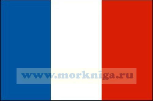 Флаг Франции судовой