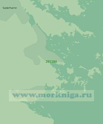 29118 Порты и гавани восточного побережья Швеции