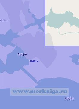 39481 Порт Абиджан и бухта Сасандра