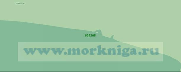 69236 Устья рек Апука, Пахача и бухта Южная-Глубокая