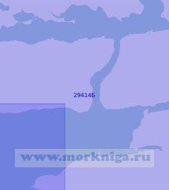 29414 Порт Корк. Верхняя гавань