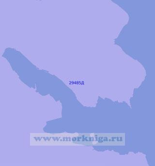 29485 Порт Торсхавн, заливы и бухты Фарерских островов