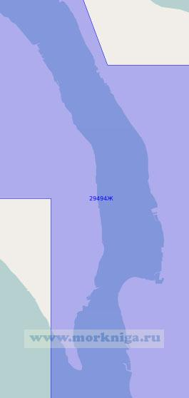 29494 Бухты, рейды, проливы и заливы Фарерских островов