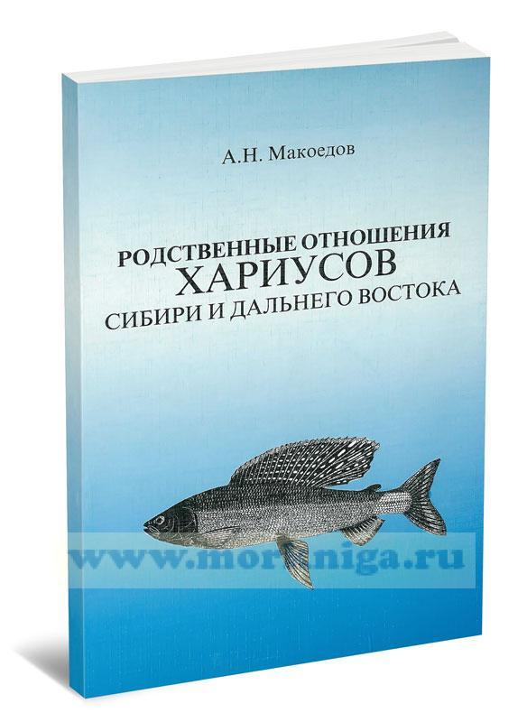 Родственные отношения хариусов Сибири и Дальнего Востока