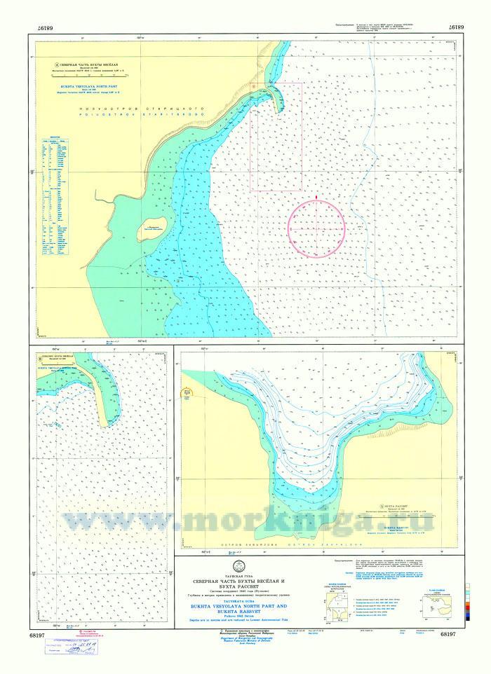 68197 Северная часть бухты Веселая