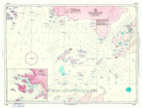 55990 Пролив Бисмарк (Масштаб 1:50 000)