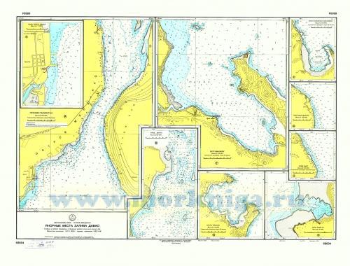 68694 Якорные места залива Давао