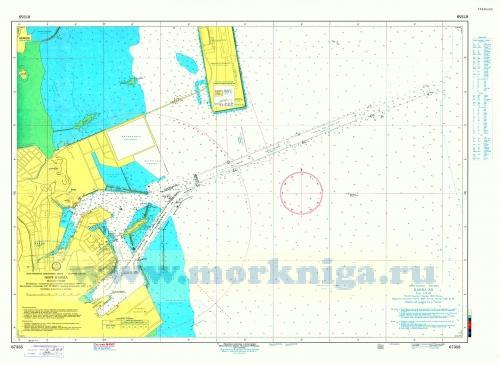 67358 Порт Канда (Масштаб 1:12 500)